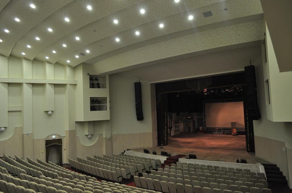 Концертный зал Центра Славянской Культуры