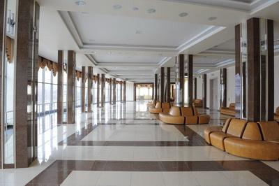 Фойе второго этажа ЦСК