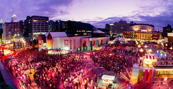PR Lighting блистает на всех сценах 8-го Международного джазового фестиваля в Мехико