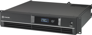 DYNACORD L1800FD Усилитель мощности 2x650 Вт (4 Ома) с блоком DSP
